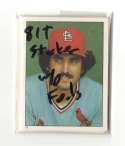 1981 Topps Stickers ST LOUIS CARDINALS Team Set w/o Foils
