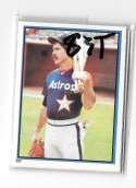 1983 Topps Stickers - HOUSTON ASTROS Team set