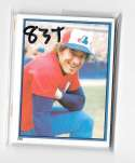 1983 Topps Stickers - MONTREAL EXPOS Team Set
