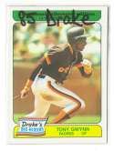1985 Drakes SAN DIEGO PADRES Team Set