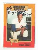 1986 Big League Chew Home Run Legends - CHICAGO CUBS Team Set