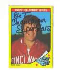 1986 Topps Baseball Champion SuperStars - CINCINNATI REDS Team Set