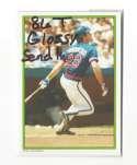 1986 Topps Glossy Send-Ins - CHICAGO CUBS  Ryne Sandberg