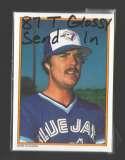 1987 Topps Glossy Send-Ins - TORONTO BLUE JAYS Team Set
