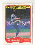 1985 Fleer Limited Edition - SEATTLE MARINERS Team Set