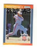 1989 Donruss All-Stars MONTREAL EXPOS Team Set