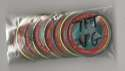 1971 Topps Coins VG Condition - MINNESOTA TWINS Team Set