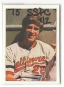 1975 SSPC 42 - BALTIMORE ORIOLES Team Set