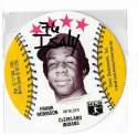1976 Isaly Disc - CLEVELAND INDIANS Team Set