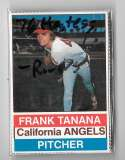 1976 Hostess - CALIFORNIA ANGELS Team set missing Rivers