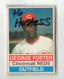 1976 Hostess - CINCINNATI REDS Team Set