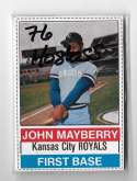1976 Hostess - KANSAS CITY ROYALS Team Set