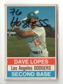 1976 Hostess - LOS ANGELES DODGERS Team Set