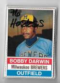 1976 Hostess - MILWAUKEE BREWERS Team Set