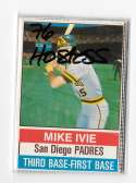 1976 Hostess - SAN DIEGO PADRES Team Set