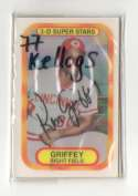 1977 Kelloggs - CINCINNATI REDS Team Set