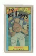 1979 Kelloggs - ATLANTA BRAVES Team Set