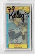 1979 Kelloggs - KANSAS CITY ROYALS Team Set