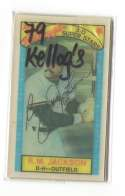 1979 Kelloggs - NEW YORK YANKEES Team Set