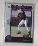 1998 Bowman Chrome - BALTIMORE ORIOLES Team Set