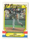 1987 Fleer Award Winners SEATTLE MARINERS Team Set