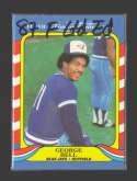1987 Fleer Limited Edition SuperStars TORONTO BLUE JAYS Team Set