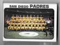 1973 Topps VG+ SAN DIEGO PADRES Team Set
