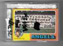 1975 Topps Mini VG-EX CALIFORNIA ANGELS Team set