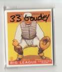 1933 Goudey Reprints - CHICAGO CUBS Team Set
