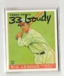 1933 Goudey Reprints - ST LOUIS CARDINALS Team Set