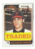 1974 TOPPS TRADED - BALTIMORE ORIOLES
