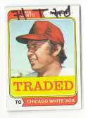 1974 TOPPS TRADED - CHICAGO WHITE SOX