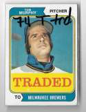 1974 TOPPS TRADED - MILWAUKEE BREWERS Team Set