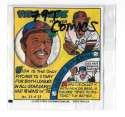1979 Topps Comics - SAN FRANCISCO GIANTS Team Set