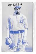 1980 Exhibit Blue Tint - Philadelphia / Kansas City Athletics A's Team Set