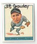 1938 Goudey Heads Up Reprints - BROOKLYN DODGERS Team Set