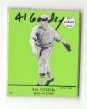 1941 Goudey (Green) Reprints - BOSTON BEES / BRAVES Team Set