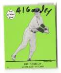 1941 Goudey (Green) Reprints - CHICAGO WHITE SOX Team Set