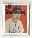 1949 Bowman Reprints - DETROIT TIGERS Team Set