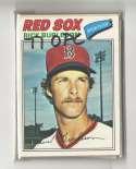 1977 O-PEE-CHEE (OPC) - BOSTON RED SOX Team Set