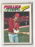 1977 O-PEE-CHEE (OPC) - PHILADELPHIA PHILLIES Team Set