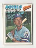 1977 O-PEE-CHEE (OPC) - KANSAS CITY ROYALS Team Set