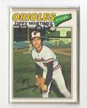 1977 O-PEE-CHEE (OPC) - BALTIMORE ORIOLES Team Set