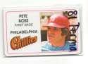 1981 Perma-Graphics Credit Cards - PHILADELPHIA PHILLIES Team Set