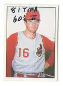 1981 TCMA 60's Stars II - CLEVELAND INDIANS Larry Brown