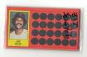 1981 Topps Scratchoff - BOSTON RED SOX Team Set