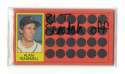 1981 Topps Scratchoff - DETROIT TIGERS Team Set