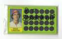 1981 Topps Scratchoff - PHILADELPHIA PHILLIES Team Set
