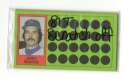 1981 Topps Scratchoff - CHICAGO CUBS Team Set