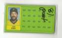 1981 Topps ScratchOff Proofs - PITTSBURGH PIRATES Team Set